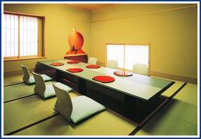 茶寮「歳時記」(8室)