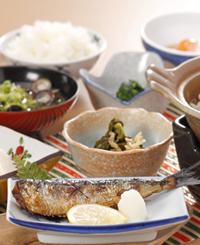 おすすめ料理④ 日本一の朝食